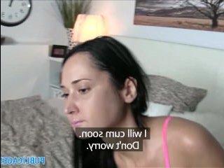 Минет и неожиданный секс на кастинге для русской худышки с небольшими сиськами