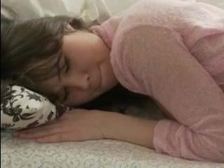 Русский секс с молодой худой спящей нимфоманкой